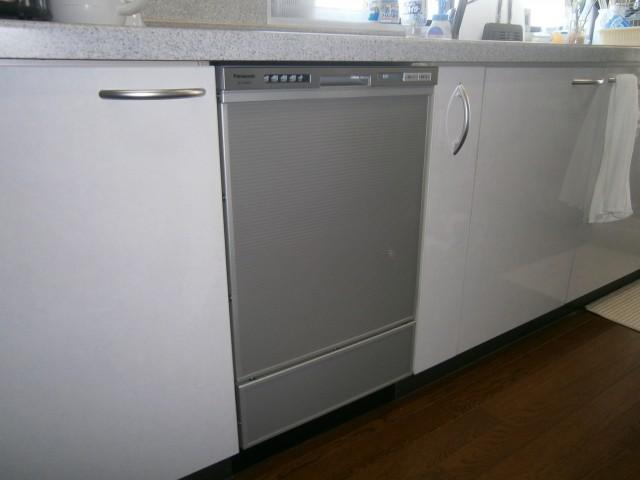ビルトイン食洗機取替工事 名古屋市天白区