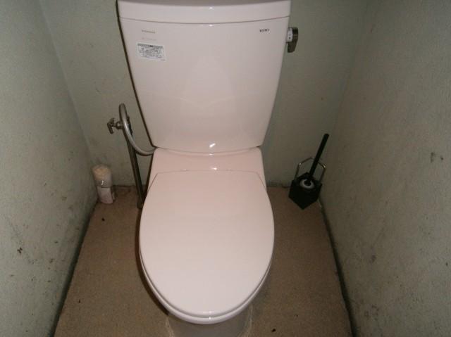 トイレ取替工事 刈谷市