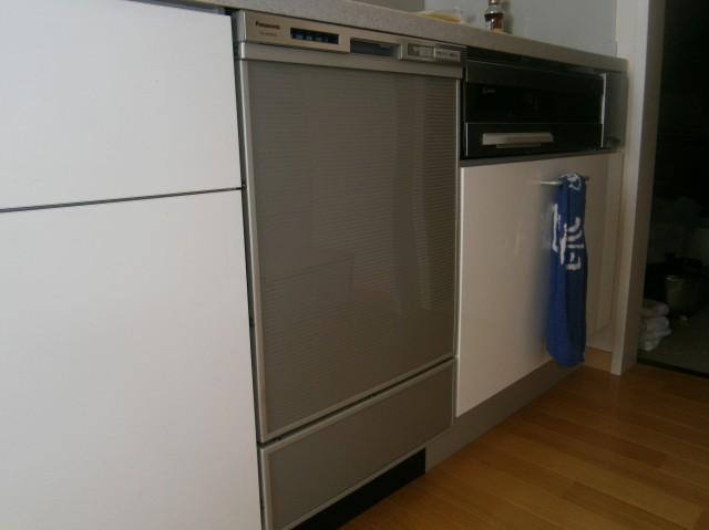 食洗器取付工事 豊川市
