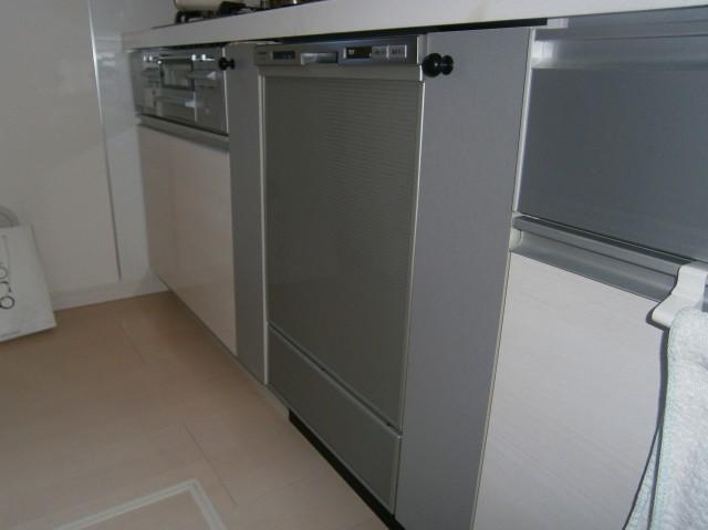 ビルトイン食洗機取付工事 大府市