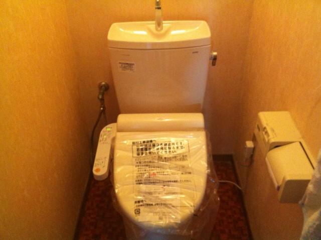 トイレ取替工事 名古屋市中村区