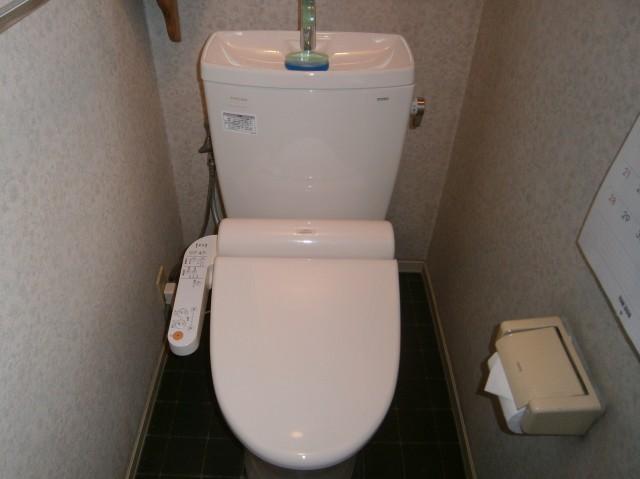 トイレ取替工事 北名古屋市