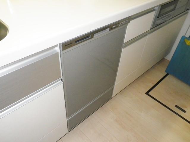ビルトイン食洗機取替工事 清須市