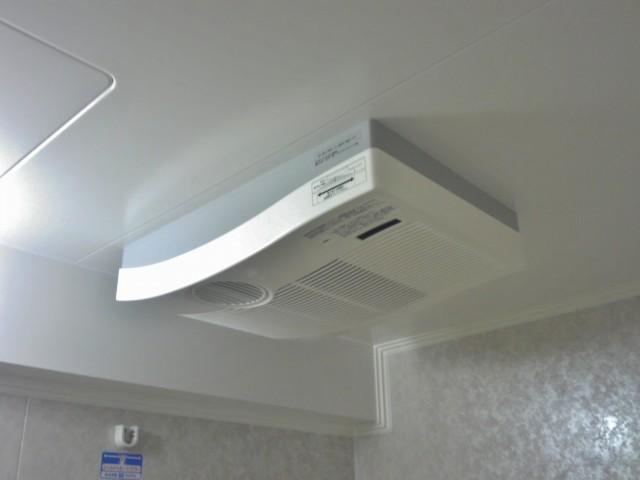 浴室暖房乾燥機 新規取付工事 名古屋市守山区