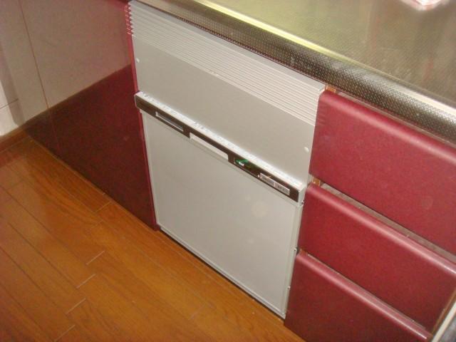 ビルトイン食洗機取替工事 豊明市