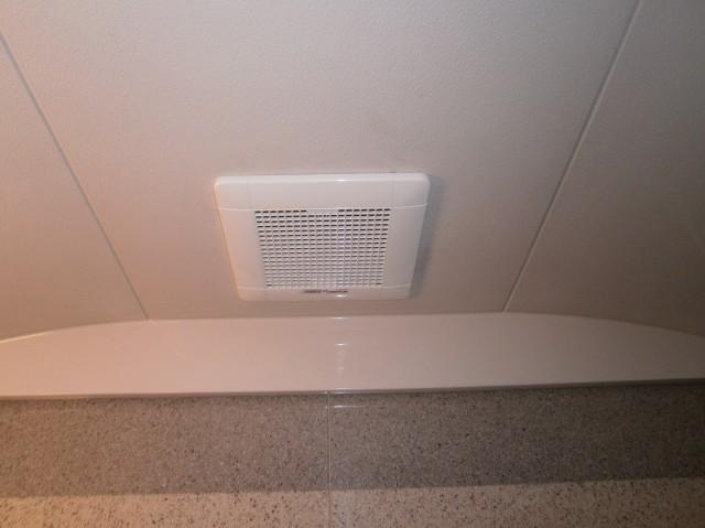 浴室換気扇取替工事 刈谷市