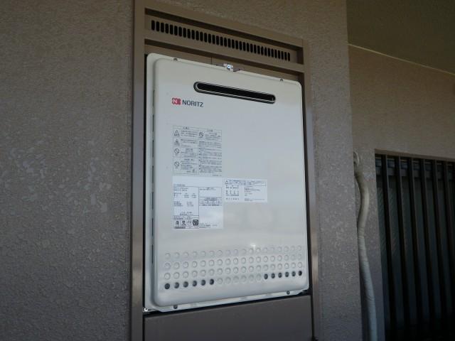 名古屋市西区 ガス給湯器 交換工事