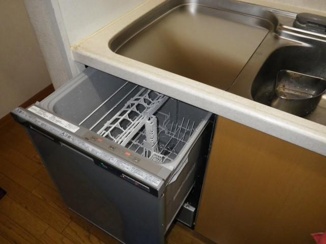 名古屋市緑区 トップオープン食洗器 交換工事