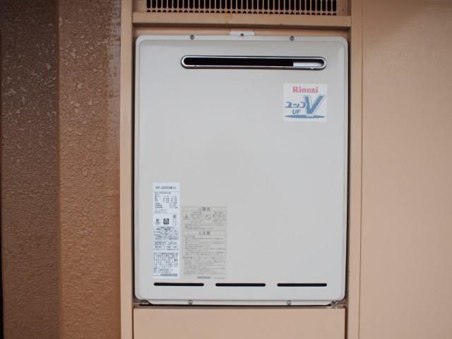 名古屋市港区 ガス給湯器 交換工事