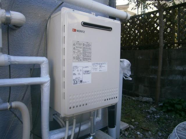 名古屋市守山区 給湯器 交換工事