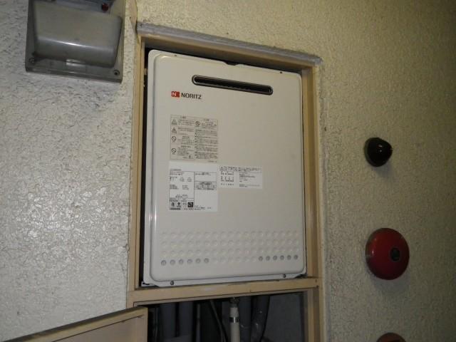 名古屋市守山区 給湯器交換工事