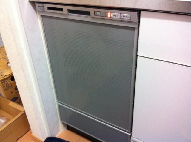 名古屋市天白区 食洗機取替工事