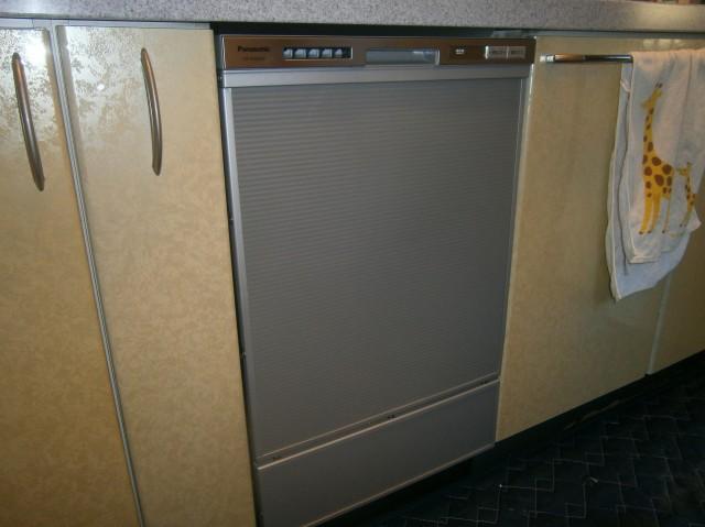 名古屋市西区 食洗器取替工事