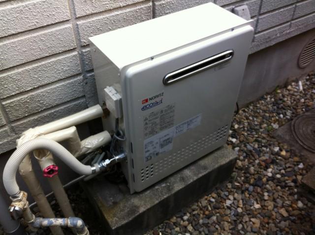 名古屋市瑞穂区 給湯器交換工事