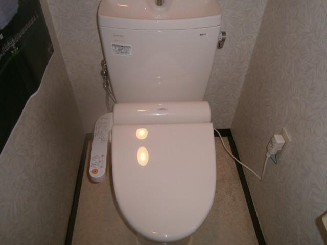 名古屋市千種区 トイレ交換工事