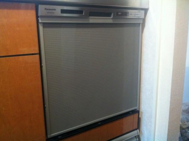 名古屋市守山区 ビルトイン食洗機取替工事