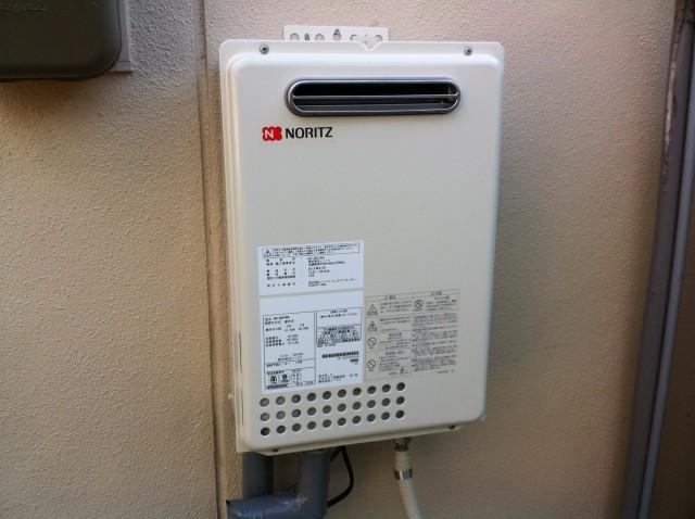 名古屋市名東区 ガス給湯専用給湯器取替工事