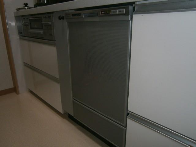 豊田市 食洗器取付工事