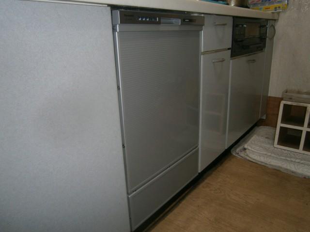 名古屋市守山区 食洗器取替工事