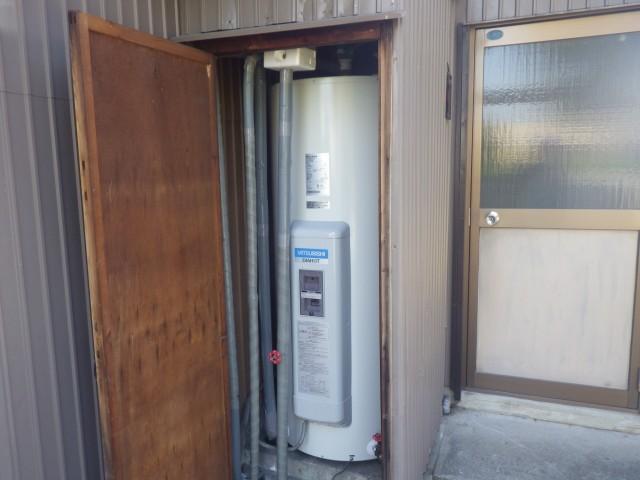 名古屋市中川区 電気温水器取替工事