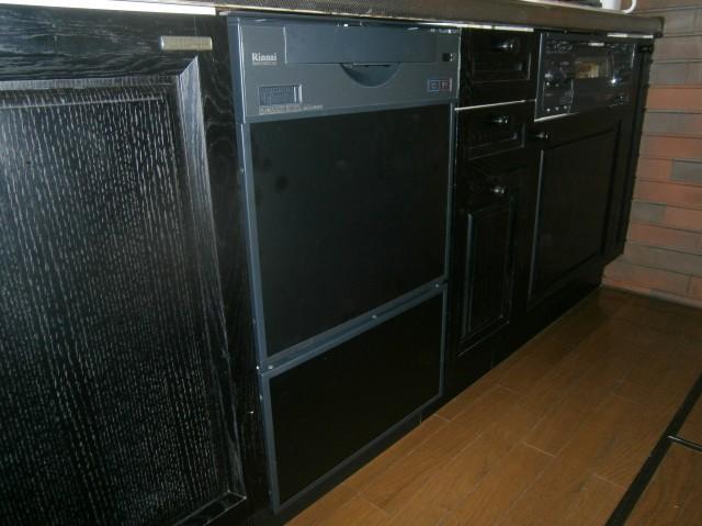 名古屋市名東区 食洗器取付工事
