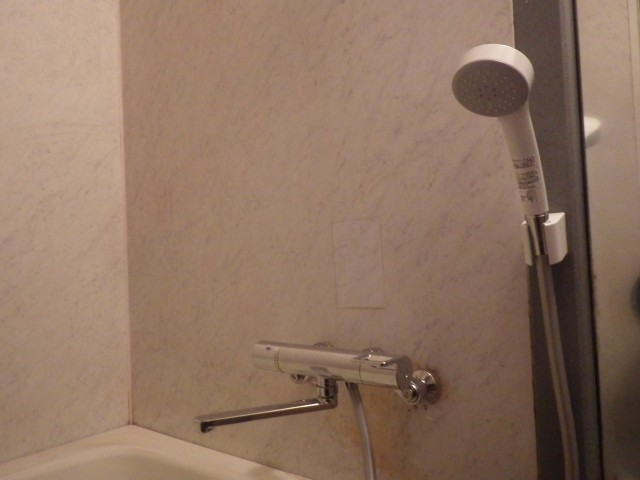 名古屋市千種区 シャワー水栓取替工事