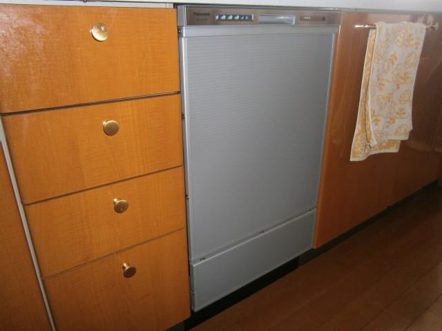 大府市 食洗機取付工事