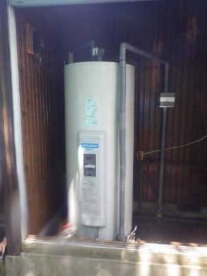 瑞浪市 電気温水器取替え工事