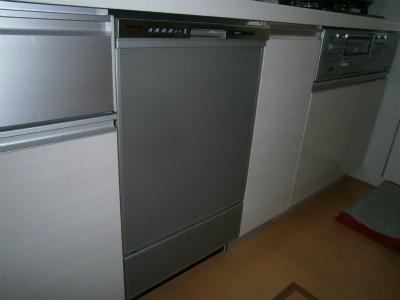 名古屋市天白区 食洗機取付工事