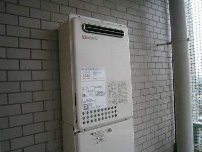 名古屋市守山区 ガス給湯器&トイレ取替工事