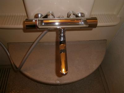 名古屋市北区 浴室水栓取替工事