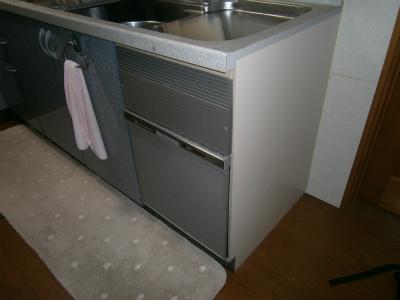 名古屋市天白区 食洗器取替工事