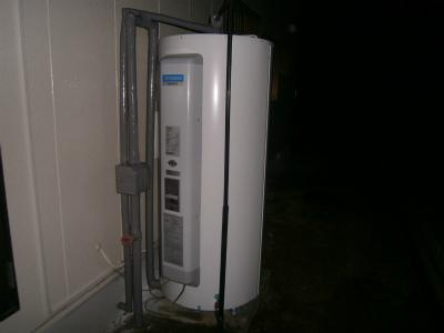 阿久比町 電気温水器 取替工事