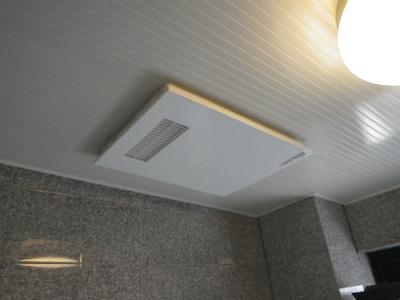 岐阜市 浴室暖房換気扇 取替工事