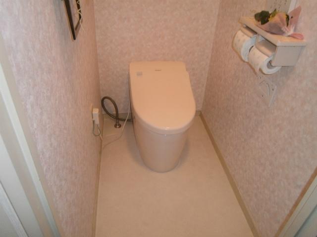 名古屋市昭和区 トイレ取替工事