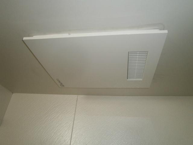 あま市 浴室暖房乾燥機取替工事