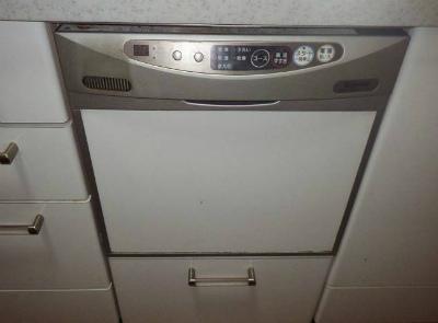 長久手市 食洗機取替工事