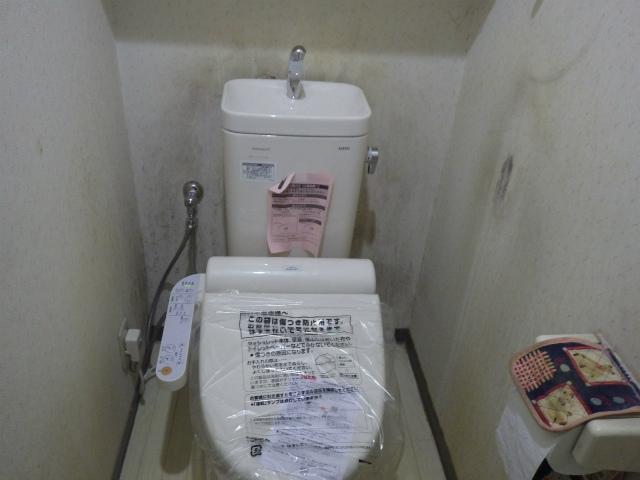 刈谷市 トイレ取替工事