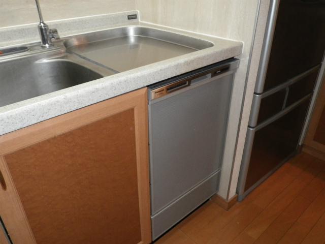 名古屋市中区 食洗機取替工事