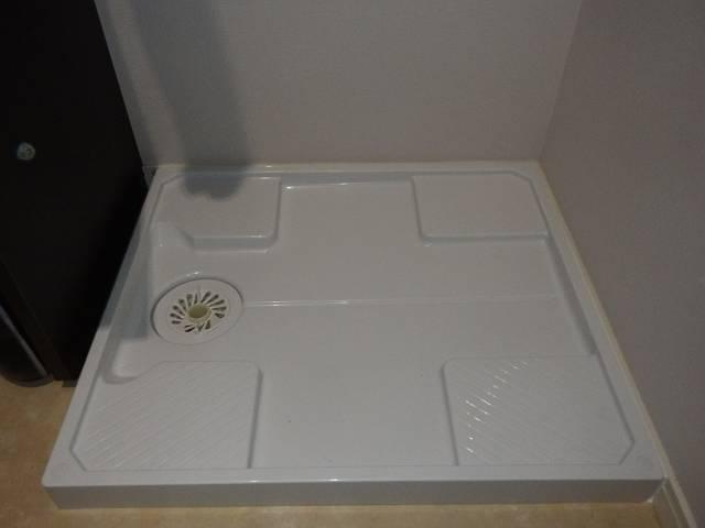 名古屋市緑区 洗濯機パン設置工事
