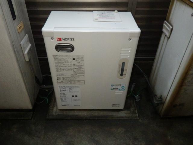 名古屋市守山区 石油温水暖房専用機取替工事