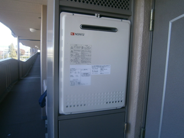 豊田市 ガス給湯器取替工事