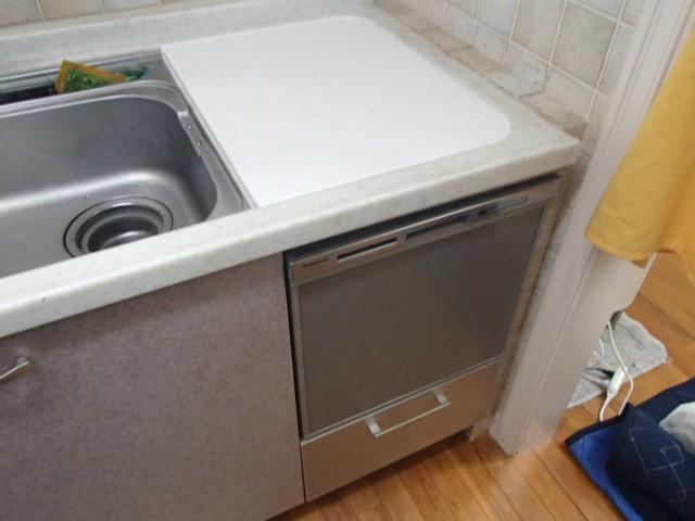ビルトイン食洗機取替工事