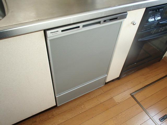 ビルトイン食洗機取替工事(知多市)