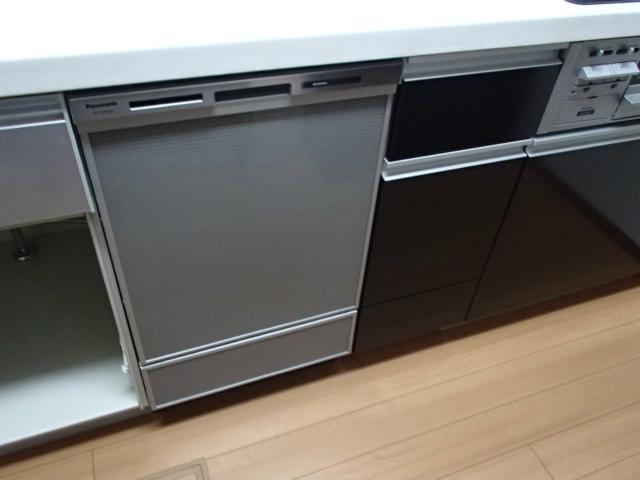 豊川市 ビルトイン食洗機新設工事