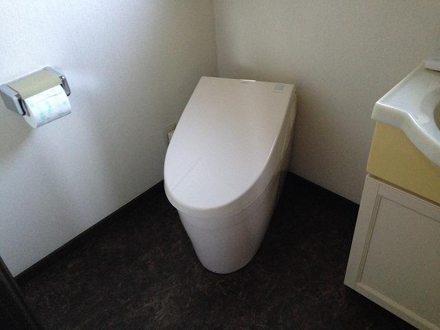 おトイレいっぱい取替取替!2台ですけど|゜Д゜)))