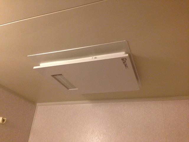 大きなデータセンターがある大垣市で浴室暖房乾燥機取替工事(岐阜県大垣市)