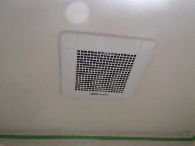 2箇所換気扇取替工事(名古屋市緑区)