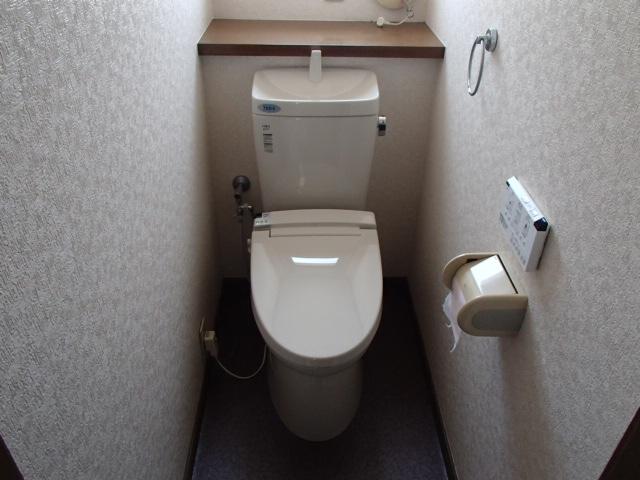 2部屋トイレリフォーム工事(刈谷市)