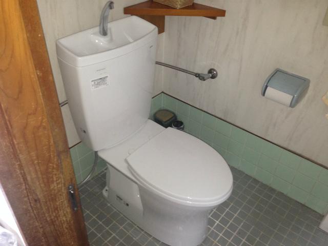 中村区のトイレ取替工事(名古屋市中村区)